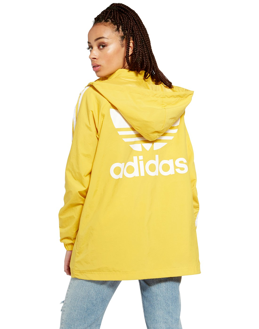 Women's adidas Originals Stadium Jacket | Yellow | Life