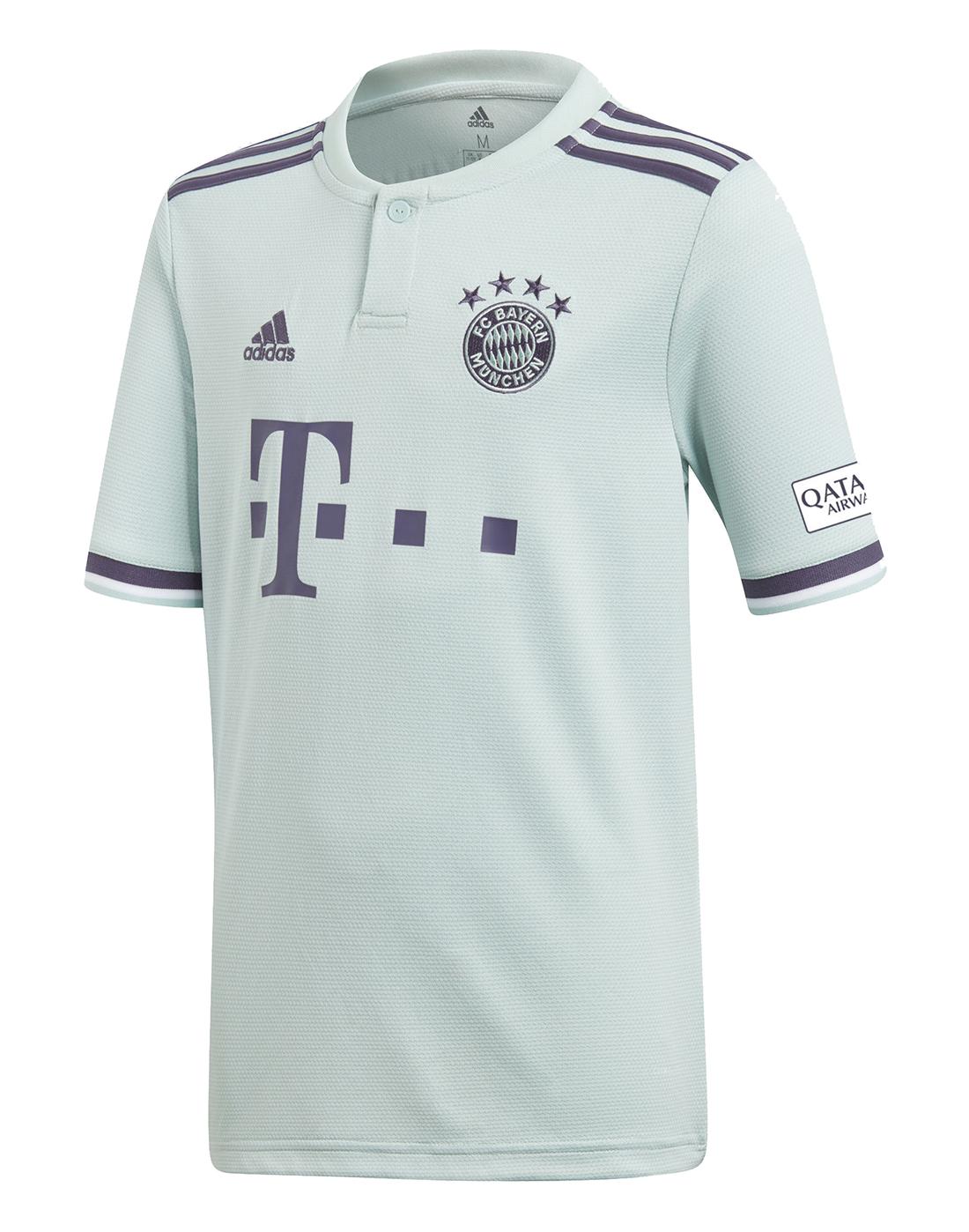 the best attitude 39e25 2820b Mens FC Bayern Munich 18/19 Away Jersey