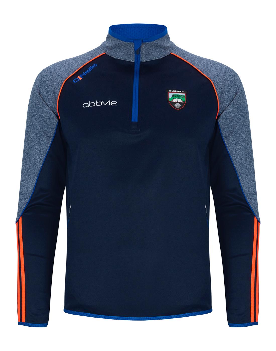 6f4d24415147f O'Neills Mens Sligo Dillon Half Zip Top | Life Style Sports