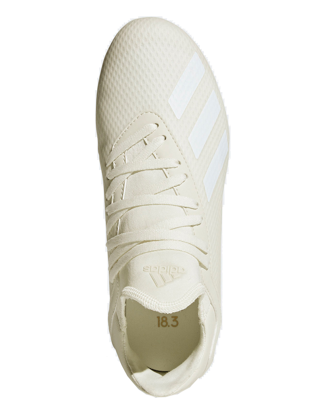 96502199ccc Kids White adidas X 18.3   Spectral Mode   Life Style Sports