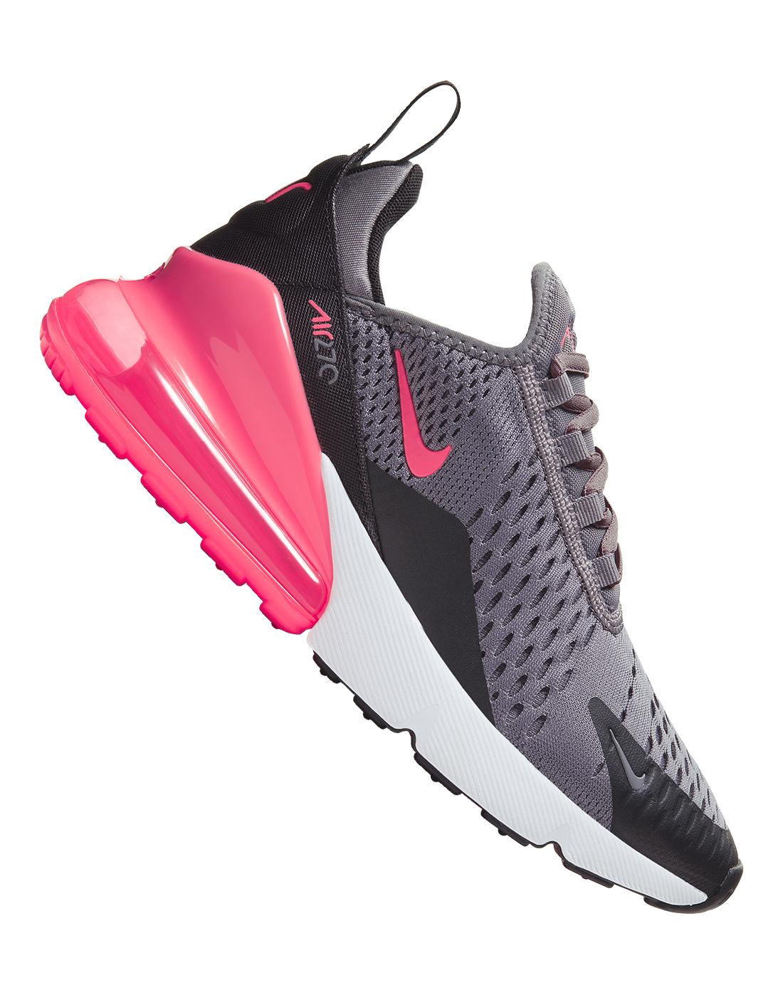 Nike Older Girls Air Max 270 - Grey