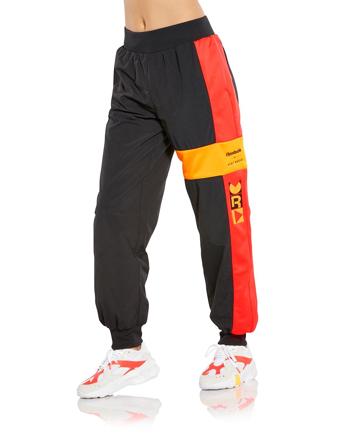 reebok track pants for ladies