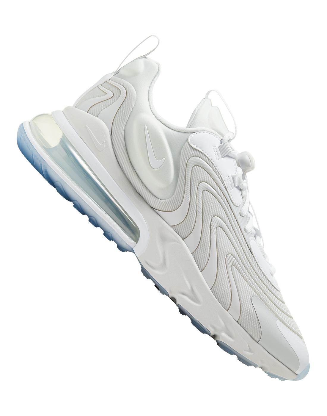 Nike Mens Air Max 270 React ENG - White | adidas cw 3588 price ...