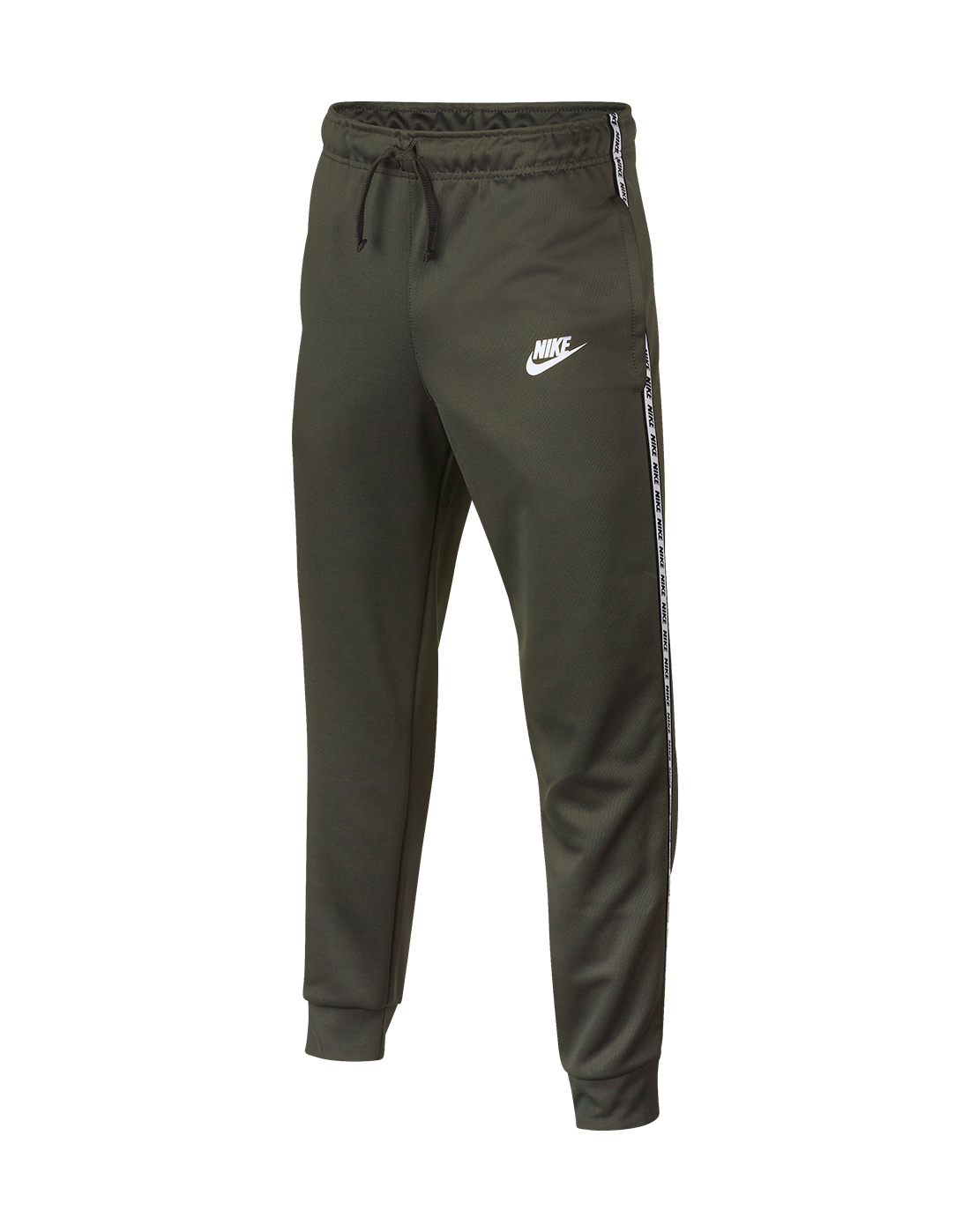 95141d32a Boy's Green Nike Repeat Tape Pants | Life Style Sports