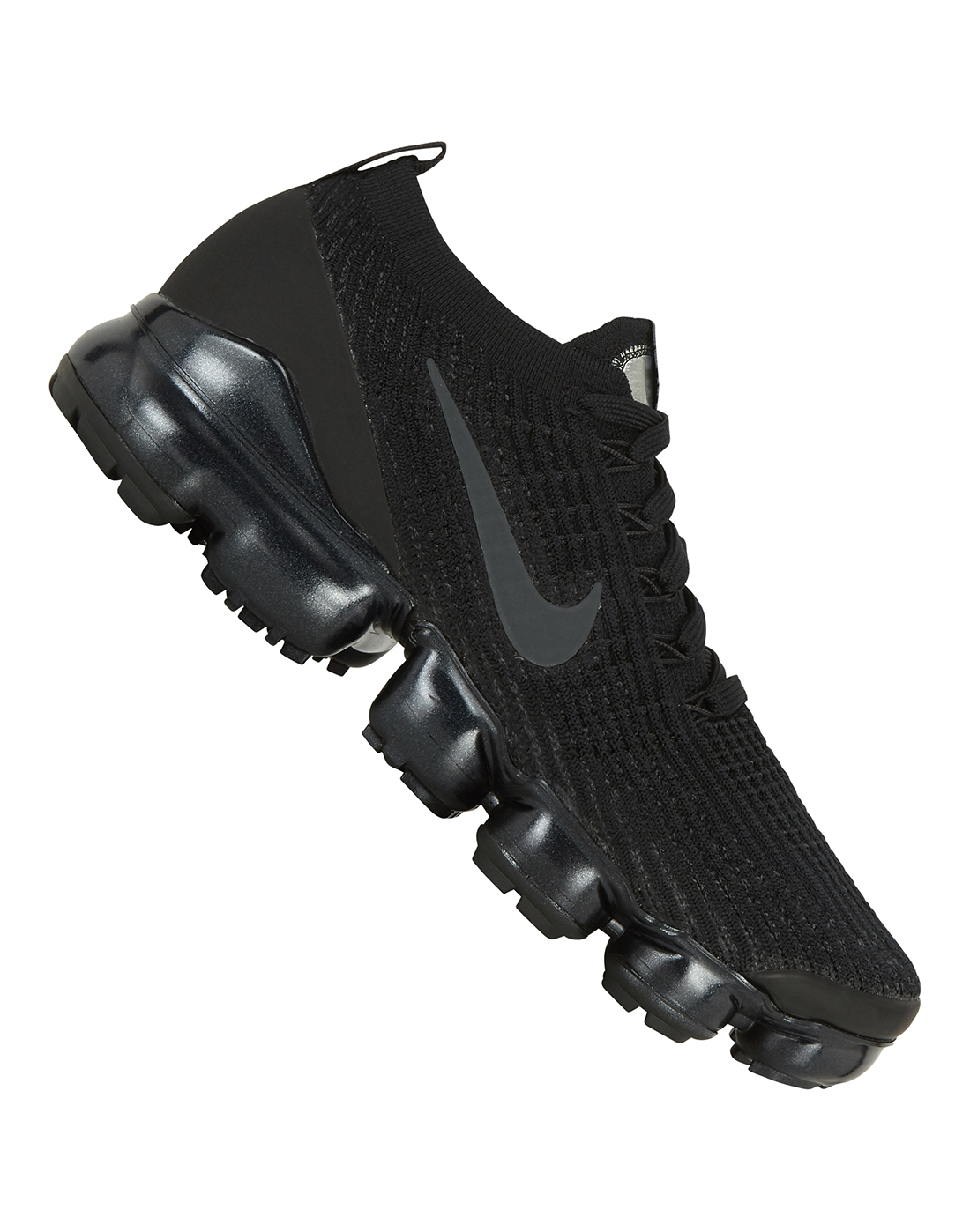 744d0595b58af Women s Black Nike Air Vapormax Flyknit 3