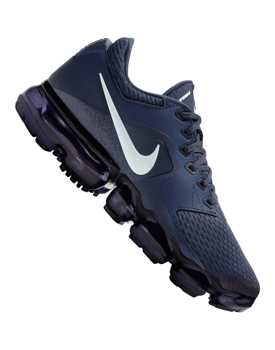 Boys Nike Air VaporMax | Navy | Life