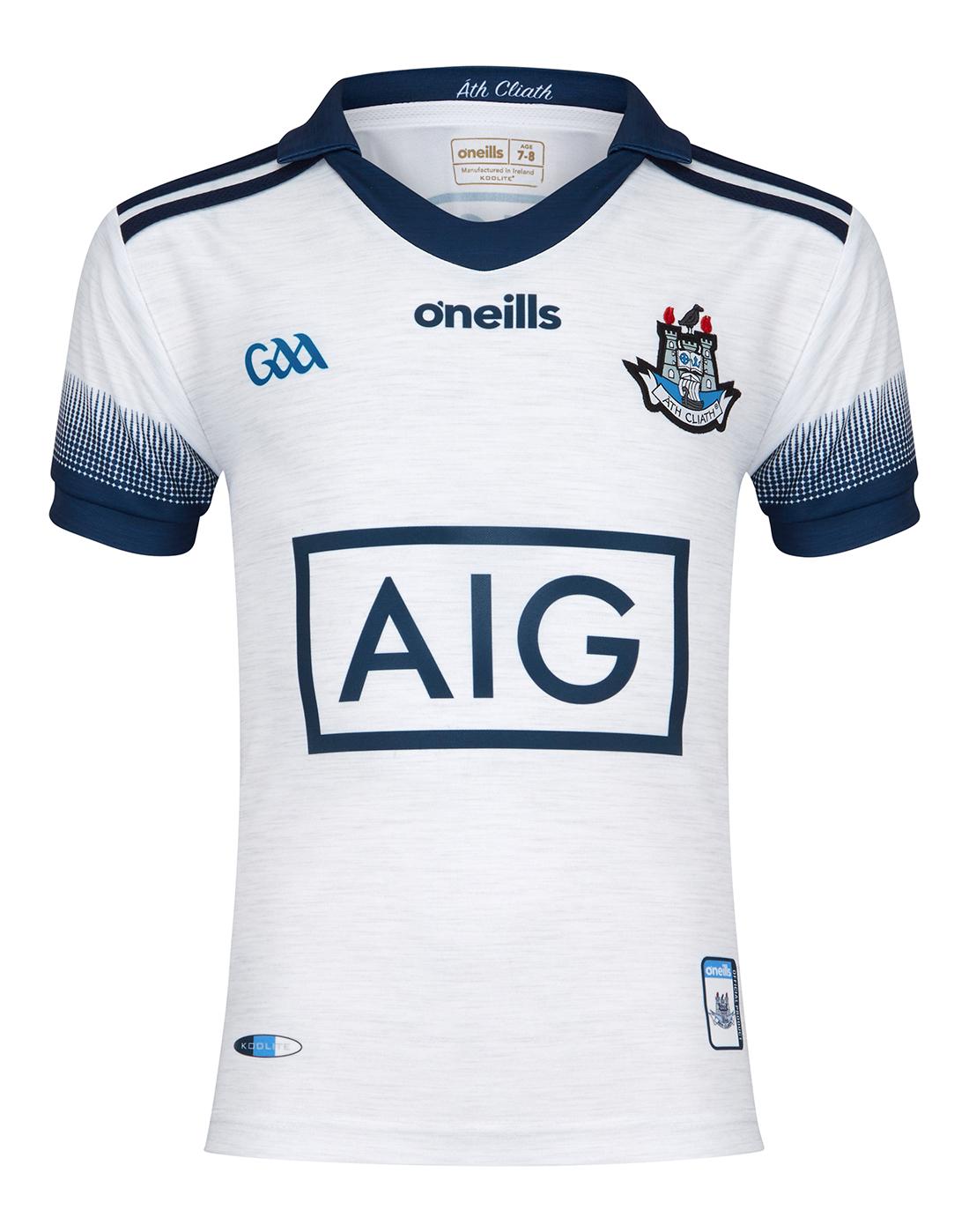103538b79ce O Neills Kids Dublin Goalkeeper Jersey 2019