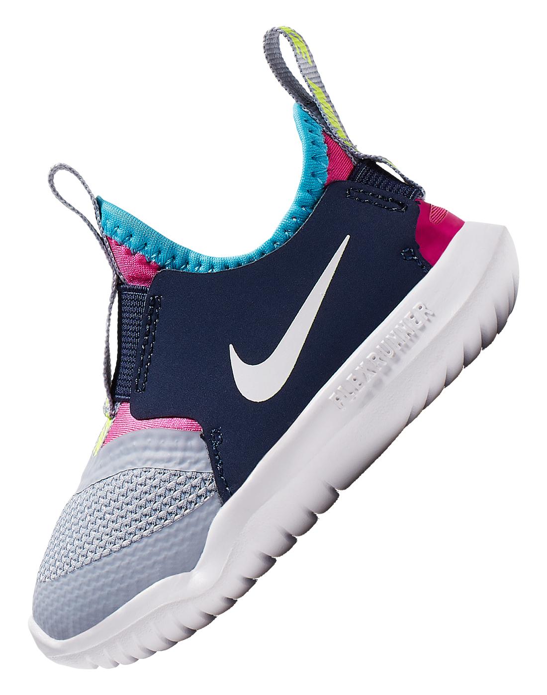 bdc14c08b2 Infant Boys Blue Nike Flex Runner | Life Style Sports