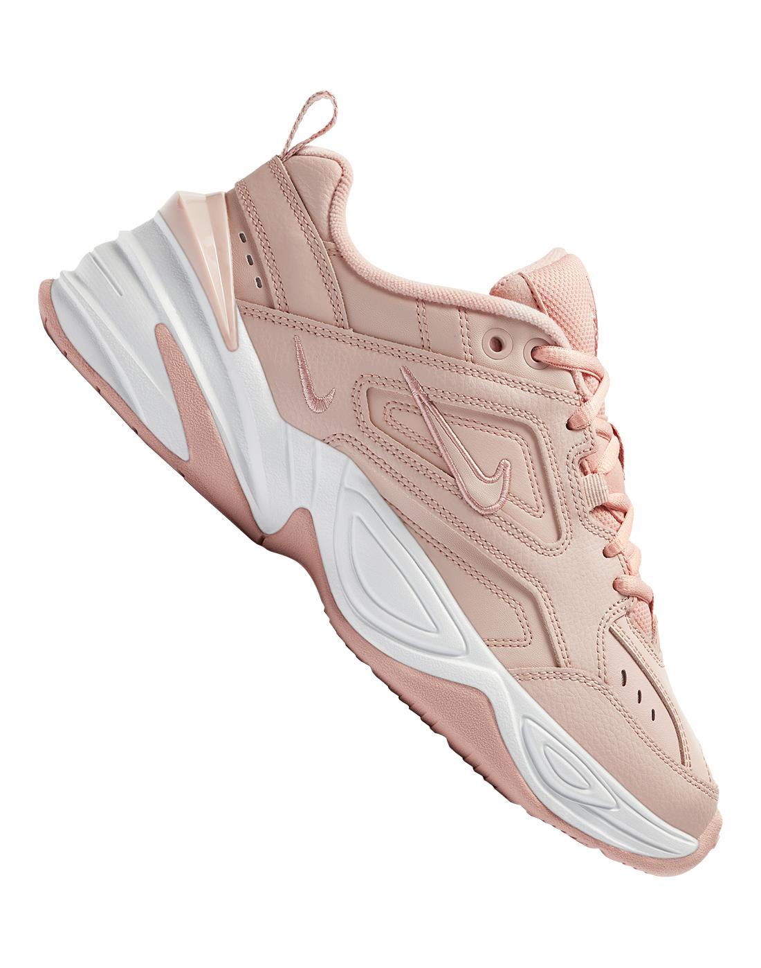 Women s Pink Nike M2K Tekno  3059d12c0