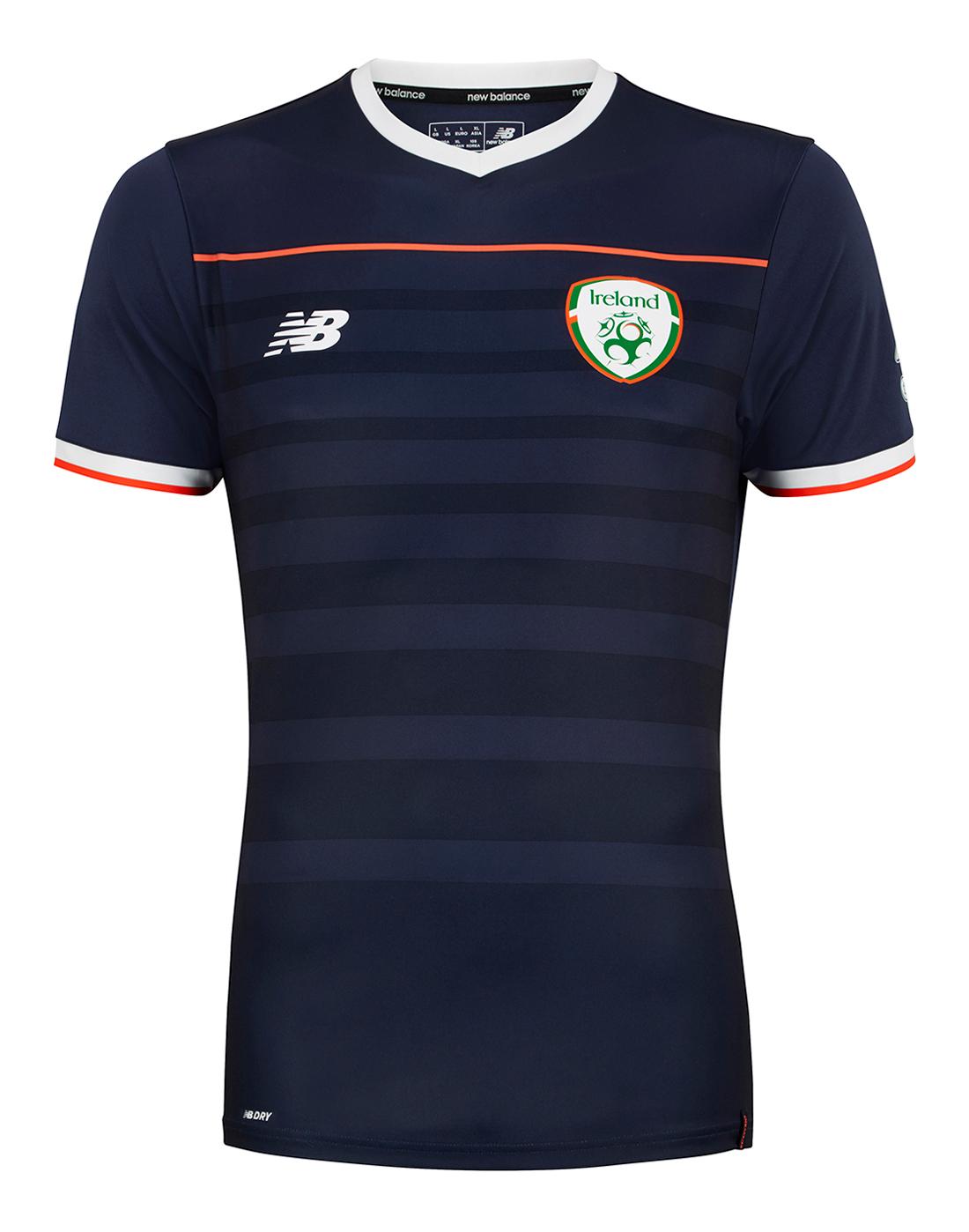 19d9cc3e2c9f9 New Balance Kids Ireland Pre Match Jersey | Life Style Sports