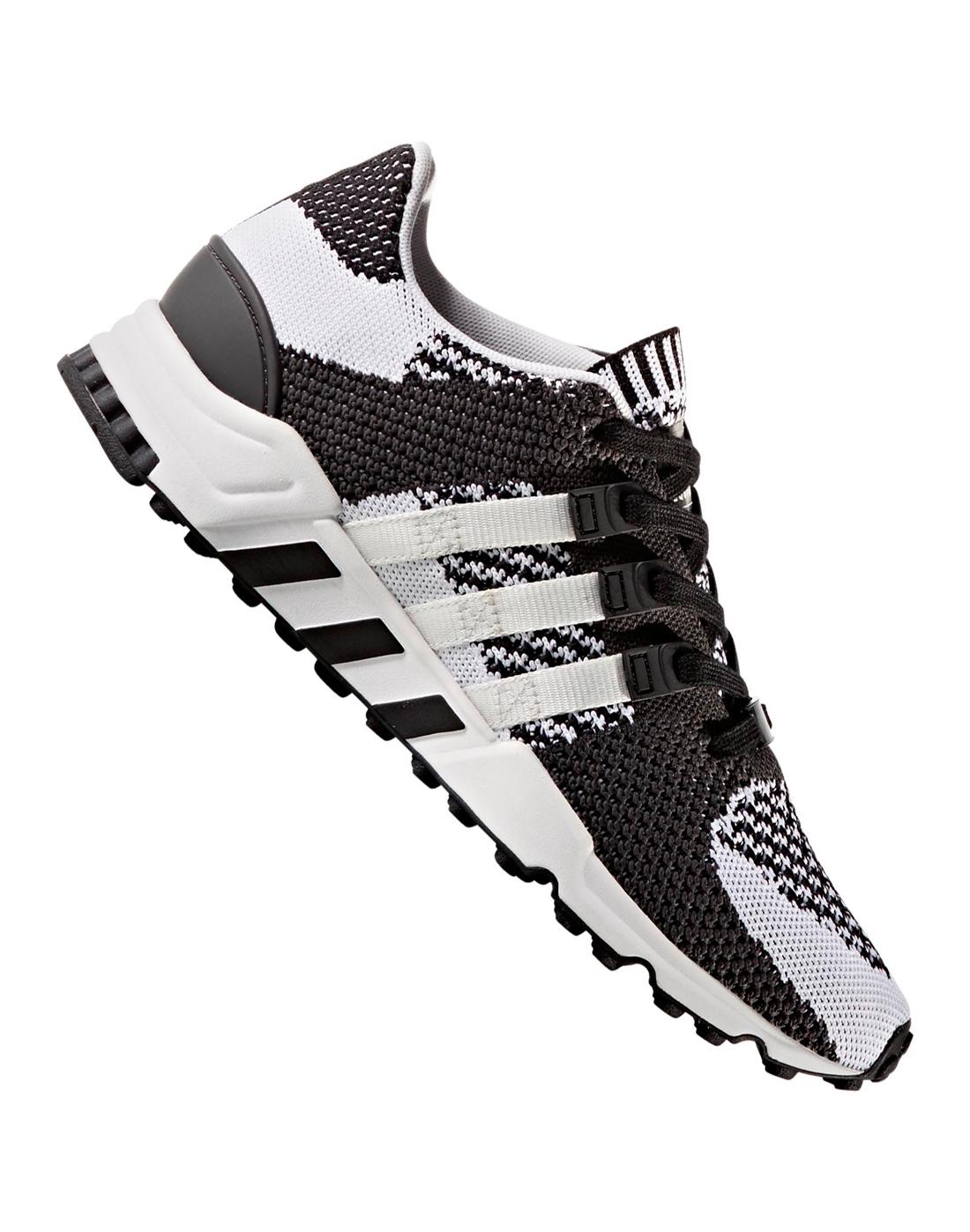 adidas Originals Mens EQT Support RF PK - Black | Life Style Sports UK