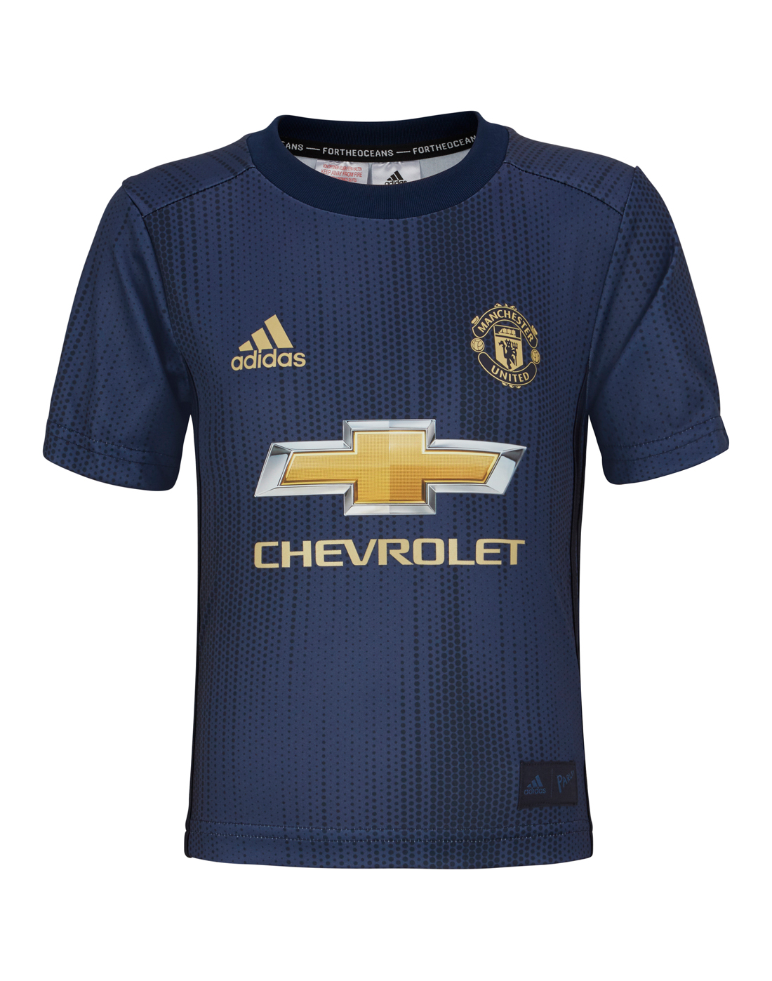 bbe28407e ... Kids Man Utd 18 19 Third Kit ...