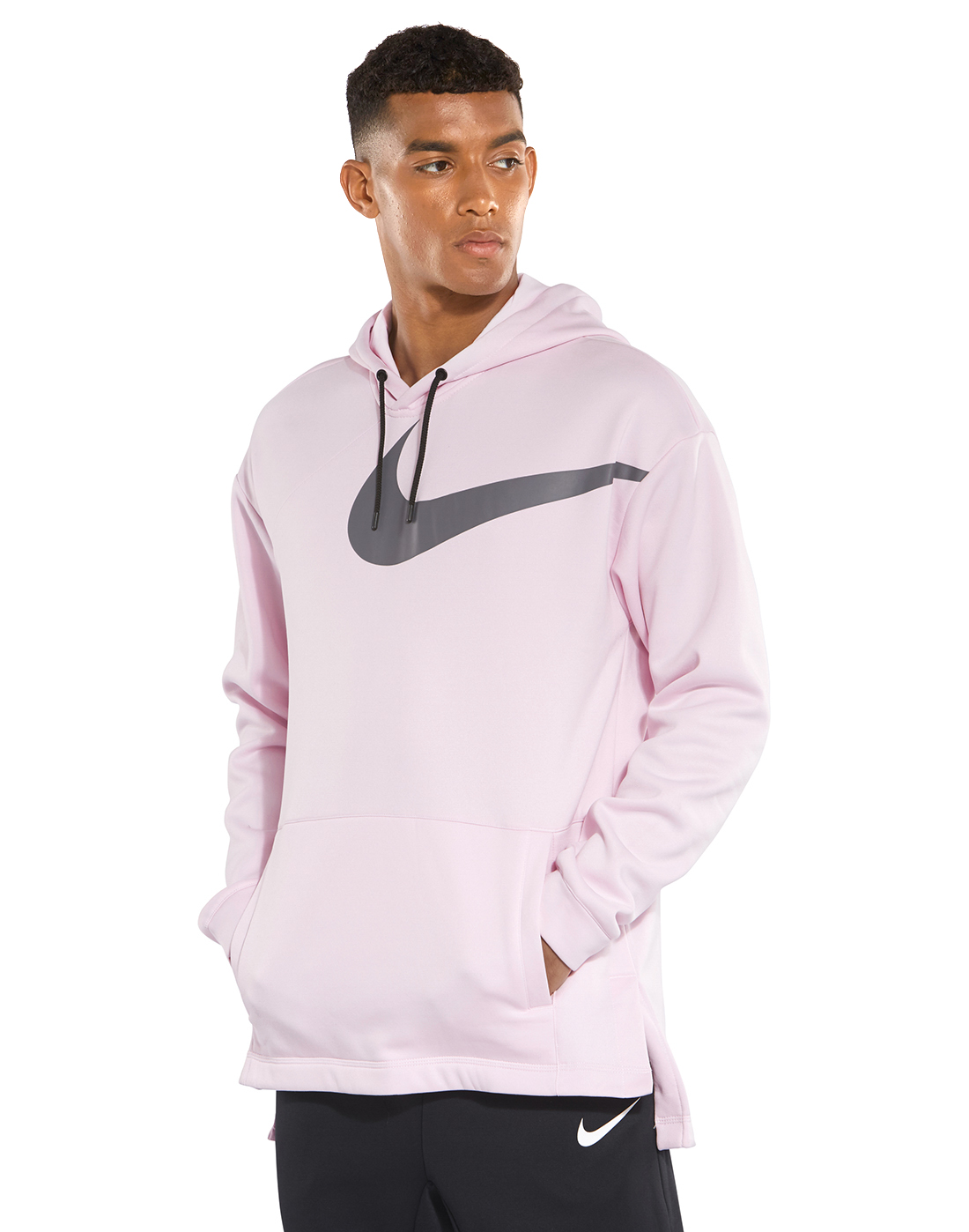 d7906965 Men's Pink Nike Project X Therma Hoodie | Life Style Sports