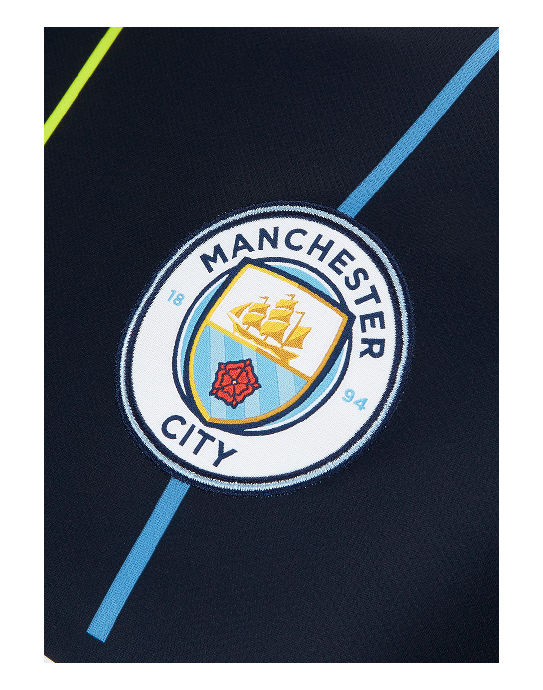 d7aeba8a95a ... Adult Man City 18 19 Away Jersey