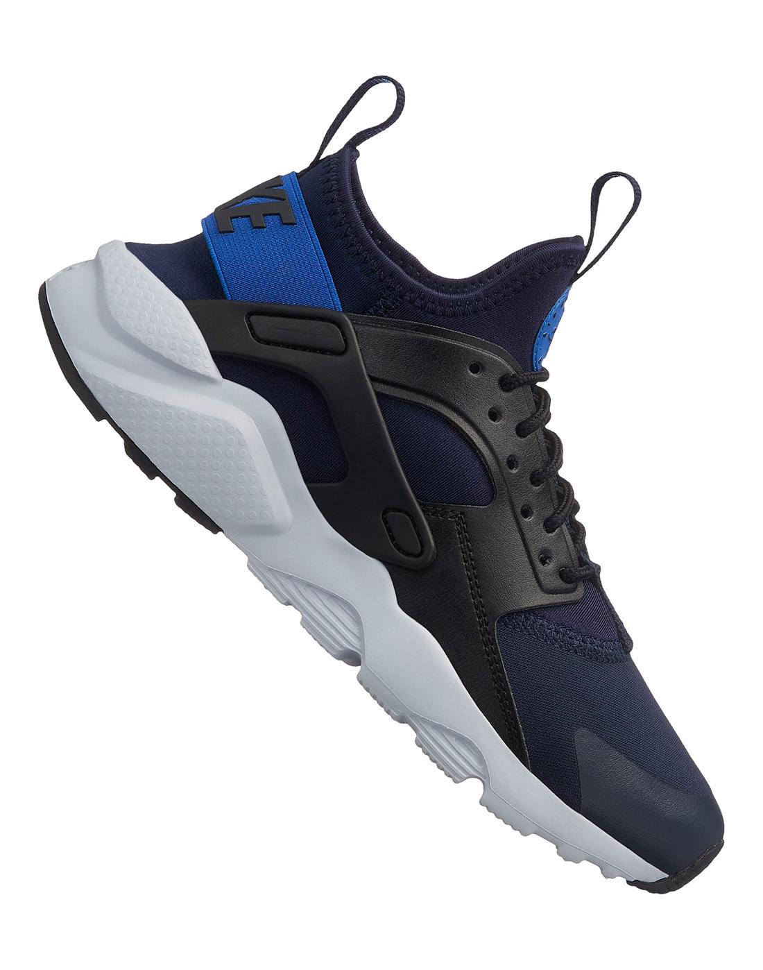 16af718223 Kids Nike Air Huarache Run Ultra | Blue | Life Style Sports
