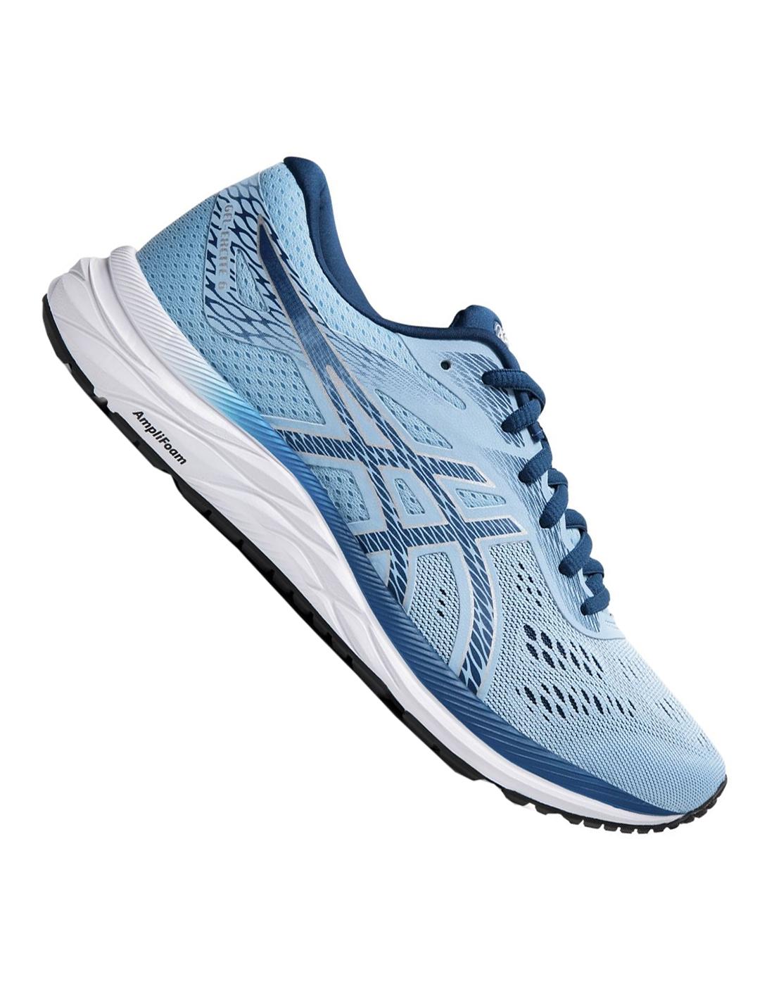 8b681a1d5105e9 Women's Blue ASICS Gel Excite 6 | Life Style Sports