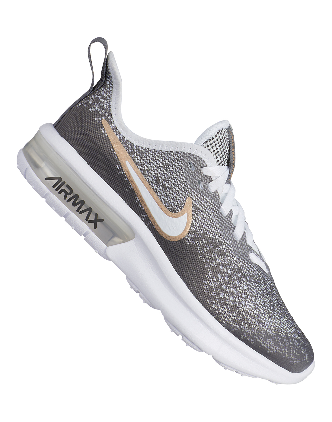 e5f328b37f Nike Older Girls Air Max Sequent | Life Style Sports