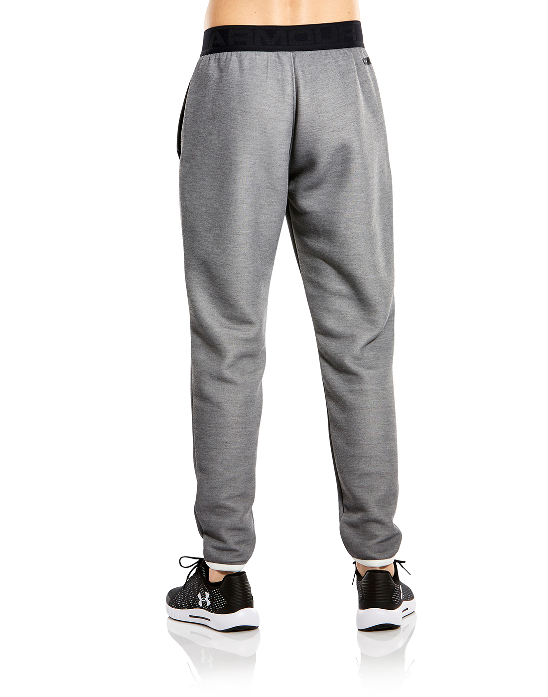 e917a0fb6b Men's Grey Under Armour Gym Joggers | Life Style Sports