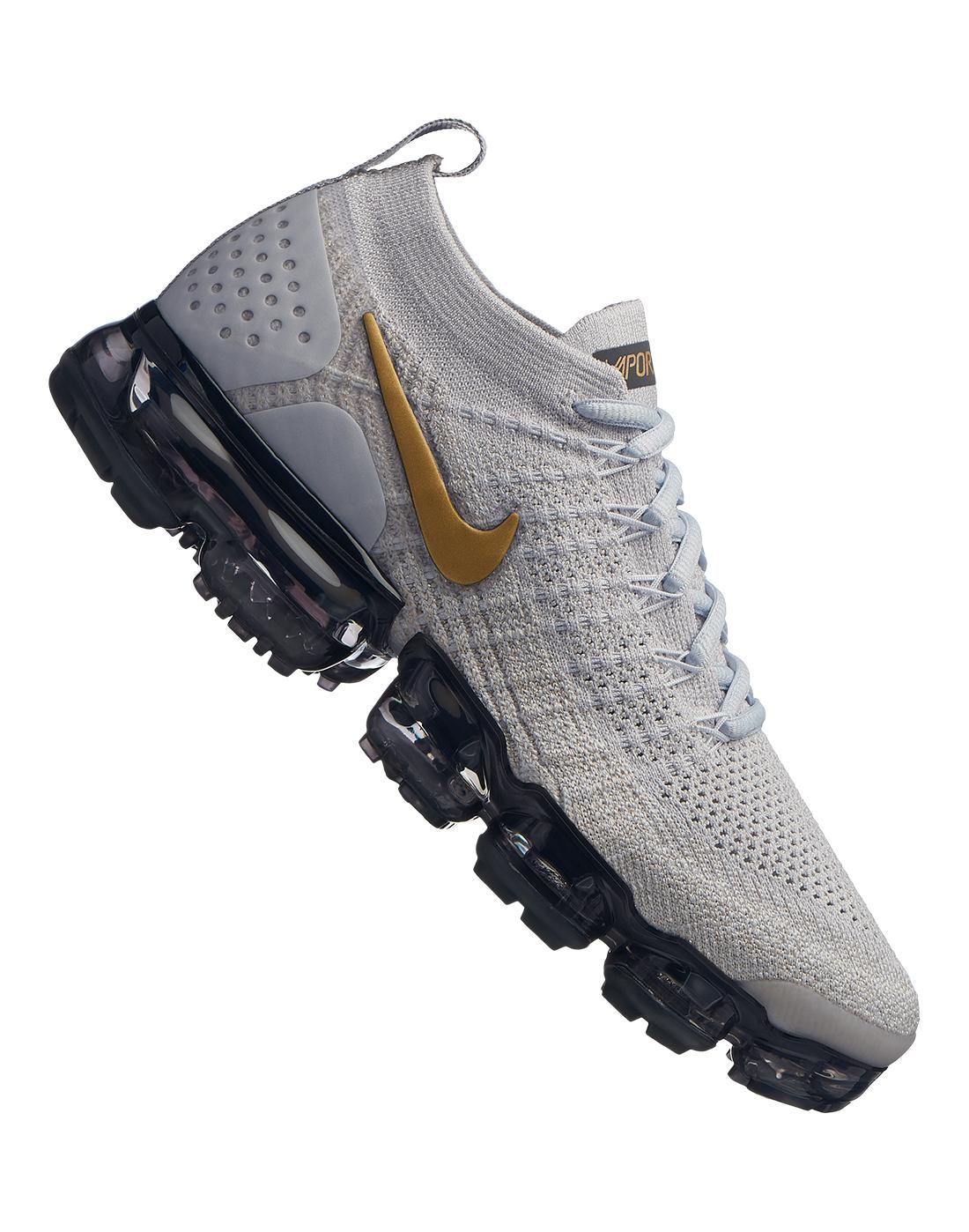 860daf9aa68 Women s Grey Nike VaporMax Flyknit