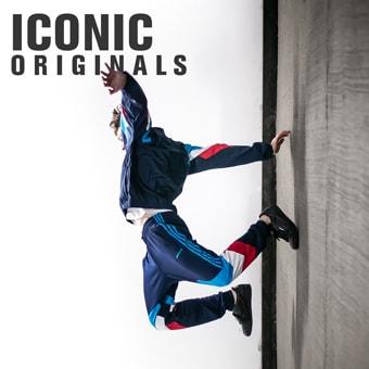 Men's adidas Originals Iconics Clothing