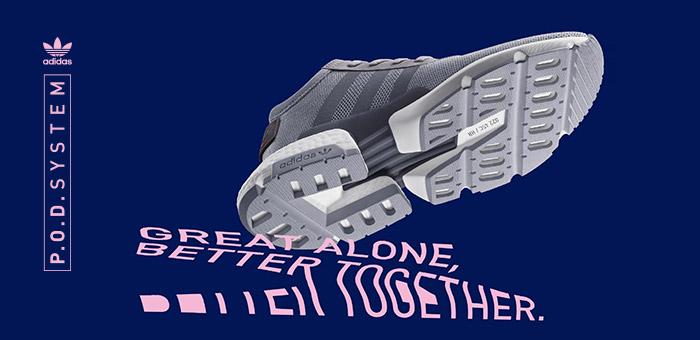 adidas Orignals POD Trainers